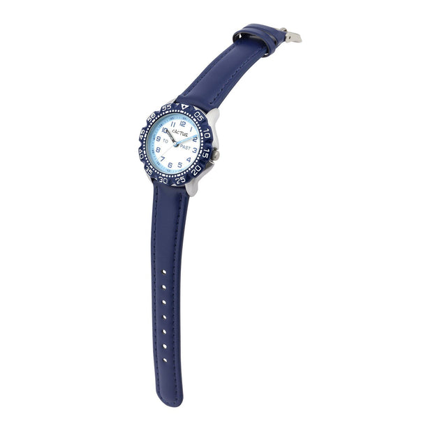 Master - Kids Time Teacher Watch - Blue Watches shop cactus watches
