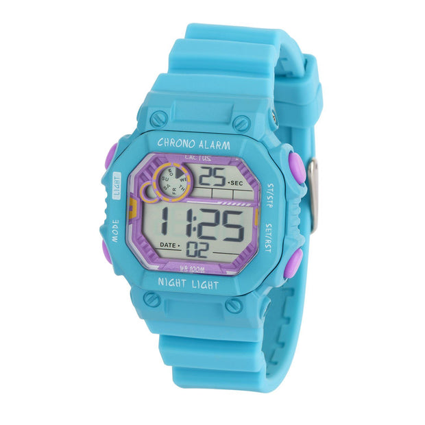 Fiesta - Digital Kids Watch - Aqua Watches shop cactus watches