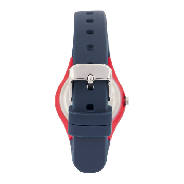 Tropical - Kids Waterproof Watch - Blue / Red shop cactus watches