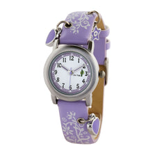 Charming - Beautiful Kids Charm Watch - Purple Watches shop cactus watches