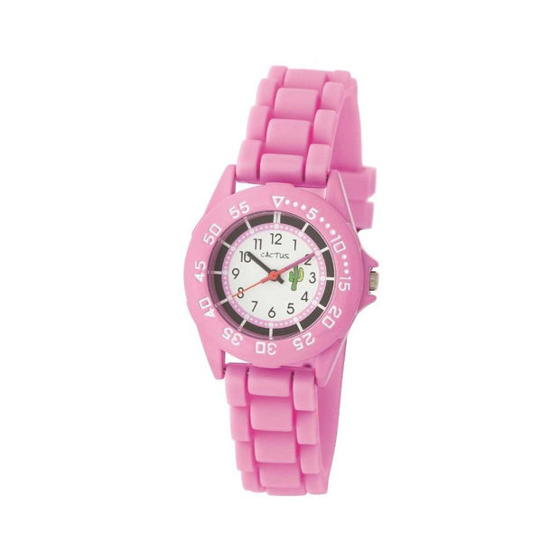 Beach Bright - Sports Kids Youth Watch - Pink shop cactus watches