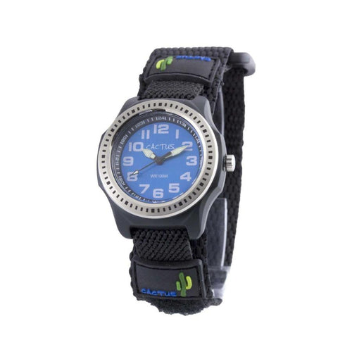 Rugged Ranger - Tough Boys' Kids Watch - Blue Watches shop cactus watches
