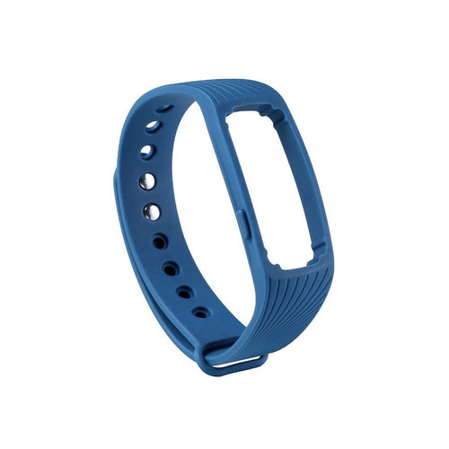Activity Tracker - Interchangeable Smartwatch Band - Blue band for CAC-96-M03 Bands Cactus Watches