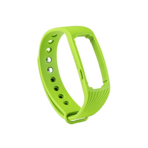 Activity Tracker - Interchangeable Smartwatch Band - Green band for CAC-96-M12 Bands Cactus Watches