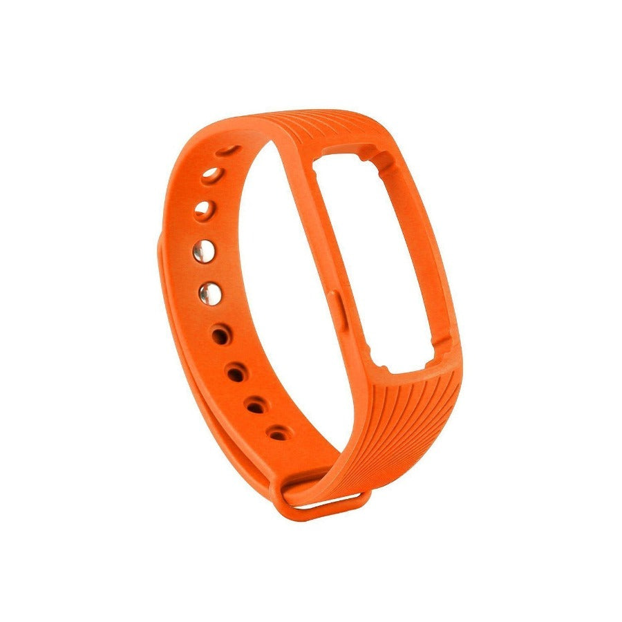 Activity Tracker - Interchangeable Smartwatch Band - Orange band for CAC-96-M08 Bands Cactus Watches