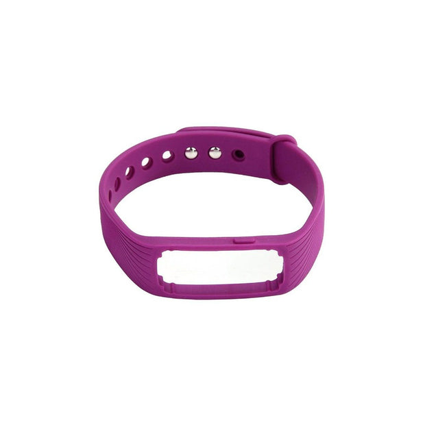 Activity Tracker - Interchangeable Smartwatch Band - Purple band for CAC-96-M09 Bands Cactus Watches