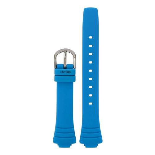 Summer Glide Band - Aqua Colour Silicone Band for CAC-75-M03 Bands Cactus Watches