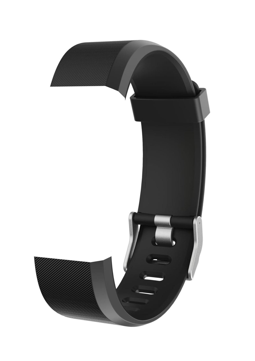 Bands - Tracker Max - Interchangeable Band - Black Band For CAC-110-M01