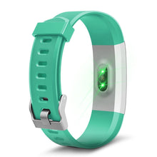 Tracker Max - Best Fitness Monitor & Activity Tracker for Kids - Green Smart Watch shop cactus watches