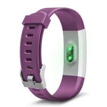 Tracker Max - High Tech Activity Tracker for Kids - Purple Smart Watch shop cactus watches