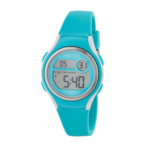 Watches - Coast - Kids Digital Waterproof Watch - Aqua