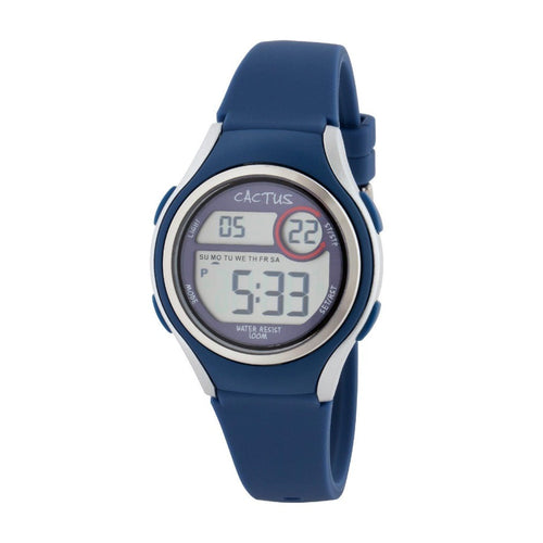 Coast - Kids Digital Waterproof Watch - Blue Watches shop cactus watches