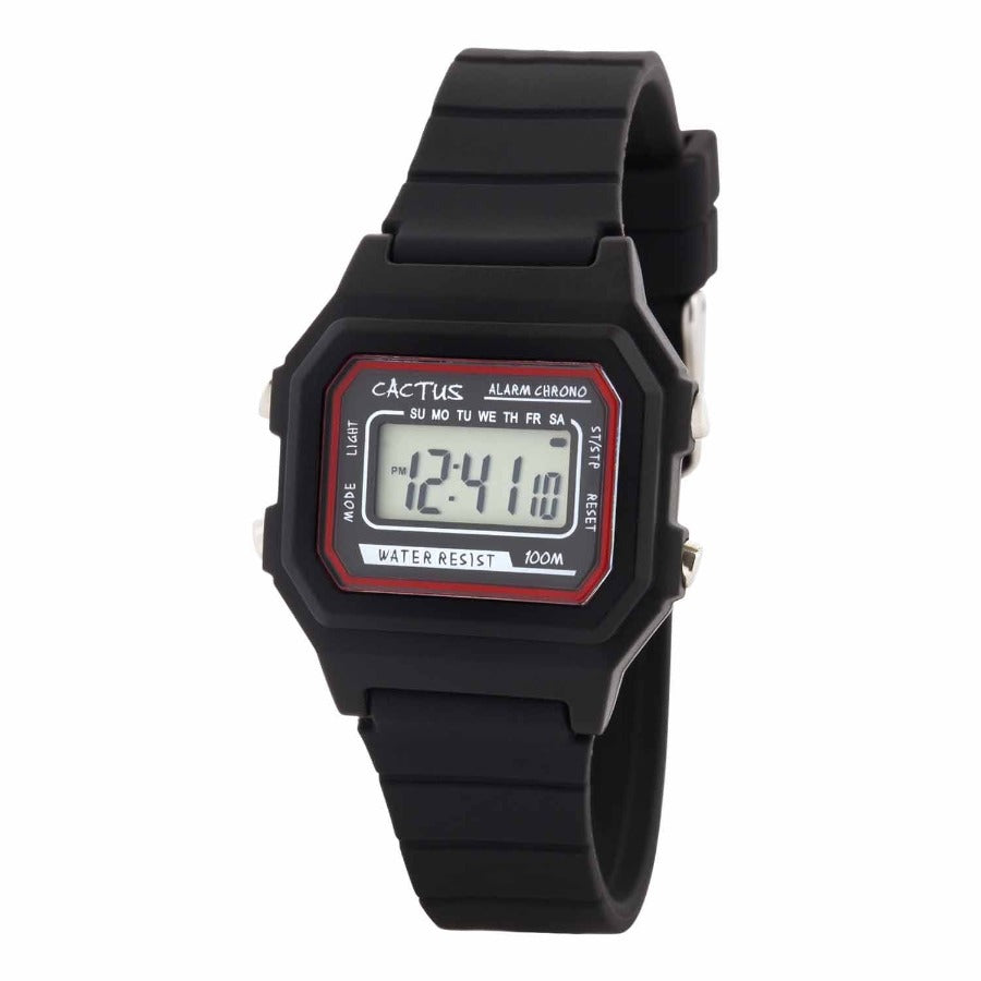 Watches - Dynamo - Digital Kids Watch - Black