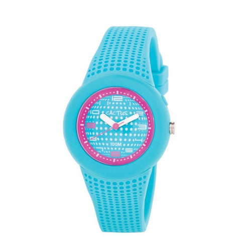 Watches - Summer Sphere - Children's Waterproof - Kids Watch - Turquoise / Pink