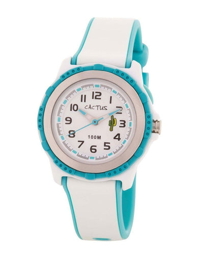 Summer Splash - 100m Water Resistant Kids Watch Watches shop cactus watches