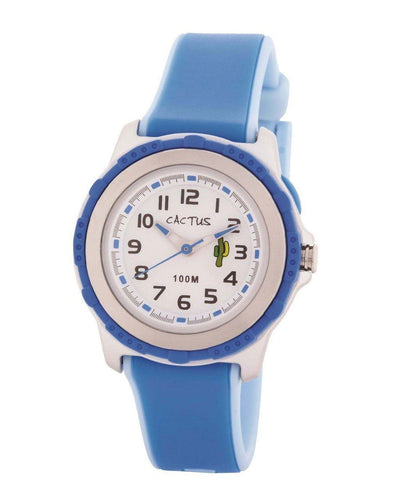 Watches - Summer Splash - 100m Water-Resistant Kids Watch - Blue Blend