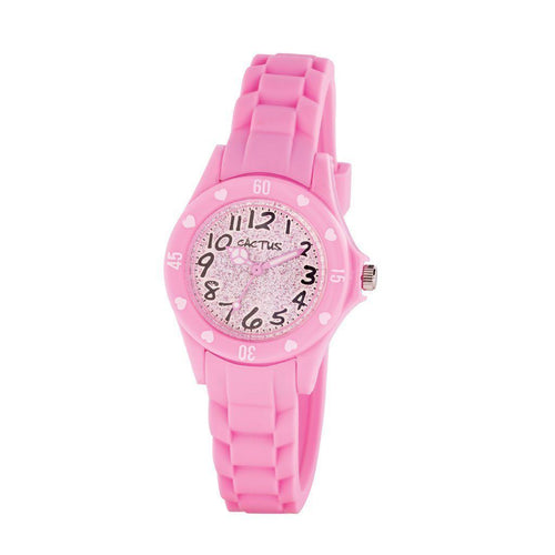 Time Teacher Kids Watch - Sparkly Dreams Watches shop cactus watches