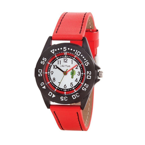 Time Teaching - Trendy Children's Kids Watch Watches shop cactus watches