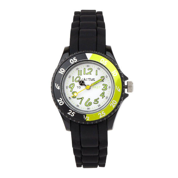 Time Tutor - Time Teaching - Kids Watch Watches shop cactus watches