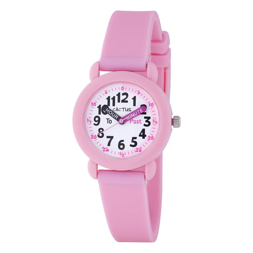 Timekeeper - Kids Watch - Pink Watches shop cactus watches