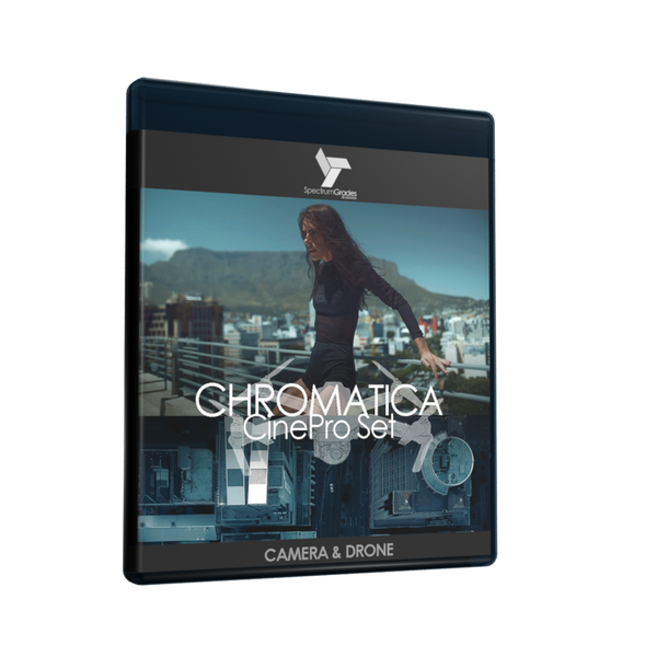 Match Both Camera & Drone Footage With Our Premium Grade Cinematic Color Preset LUTs