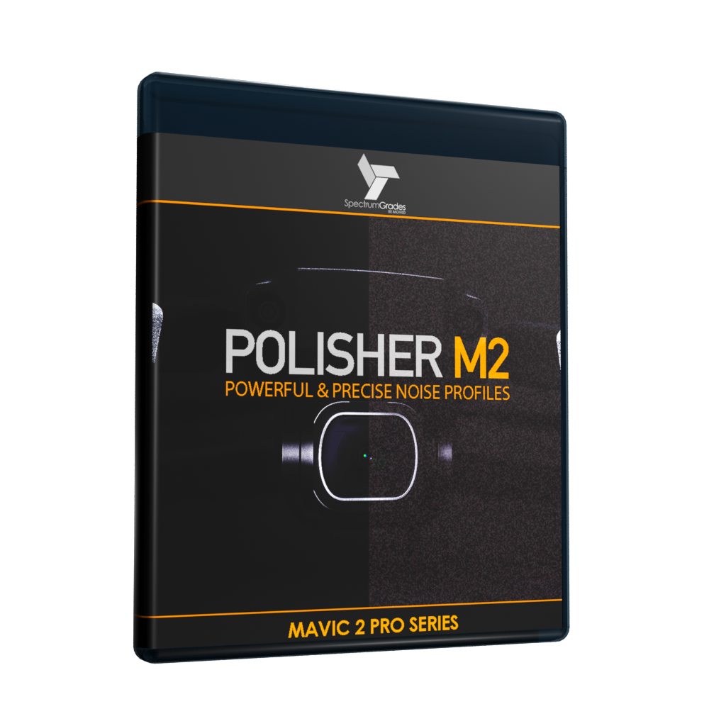 POLISHER M2 -Dji Mavic 2 Pro Digital Noise Reduction Profiles