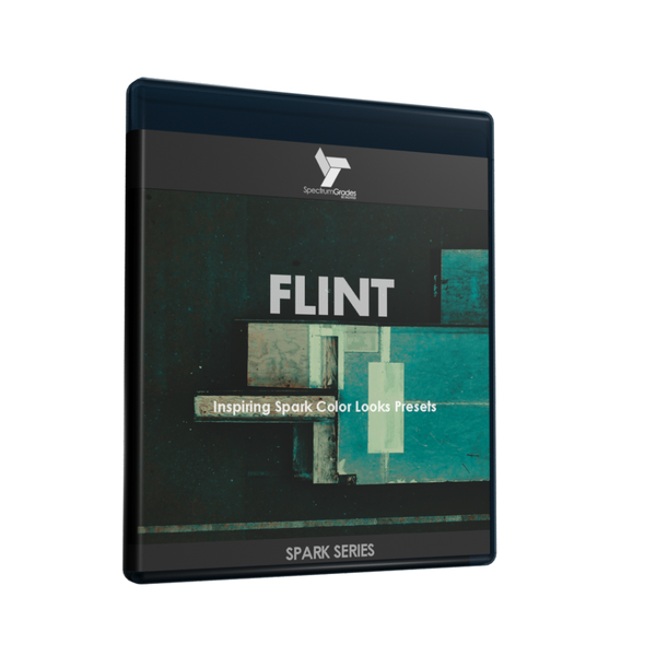 NEW! DJi Spark : Flint Creative Color Preset Luts