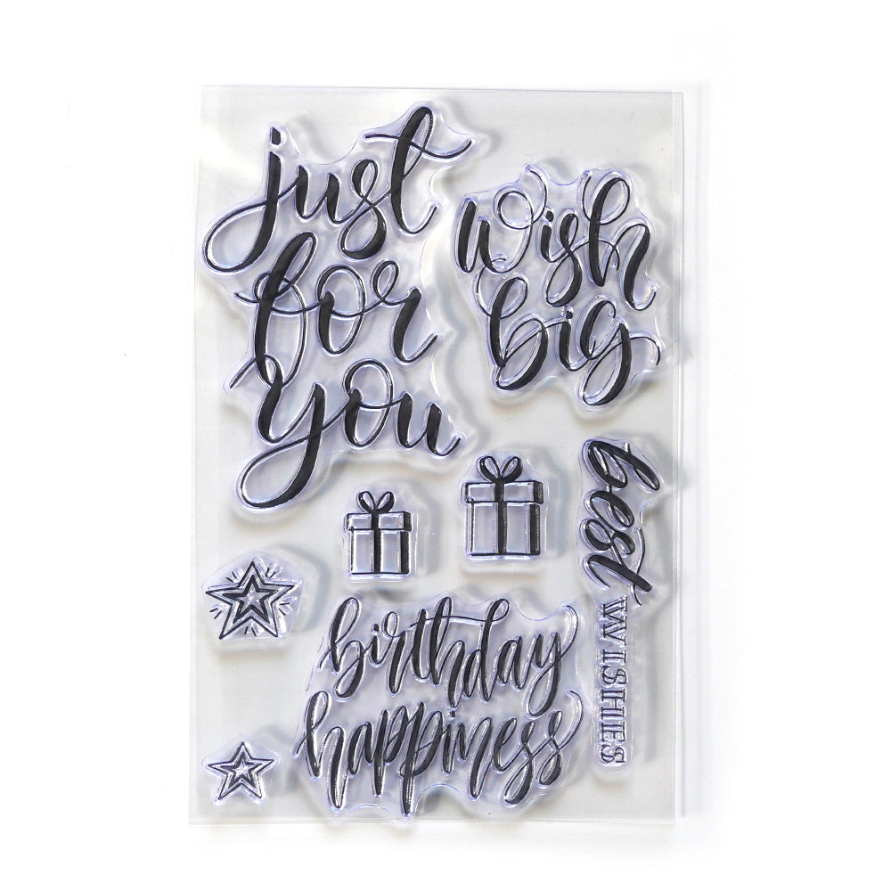 ECD Sue Smith Stamp - For You - CS172