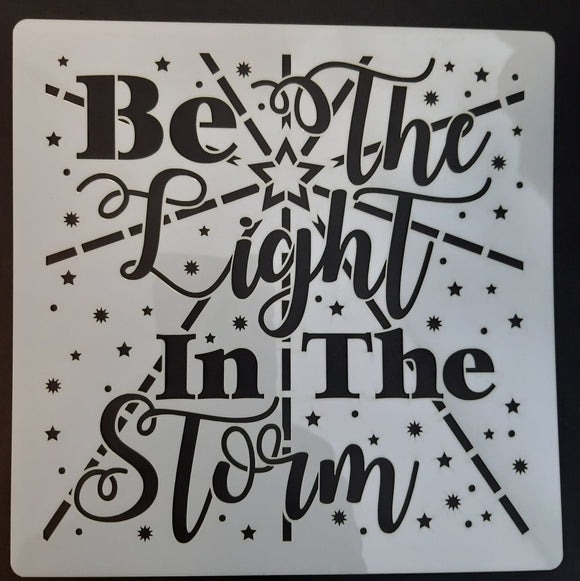 Becky Seddon 'Be the Light in the Storm' 7