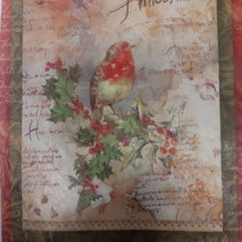 Load image into Gallery viewer, DaliTV40 - Stamperia Christmas Rice Papers - Set of 3