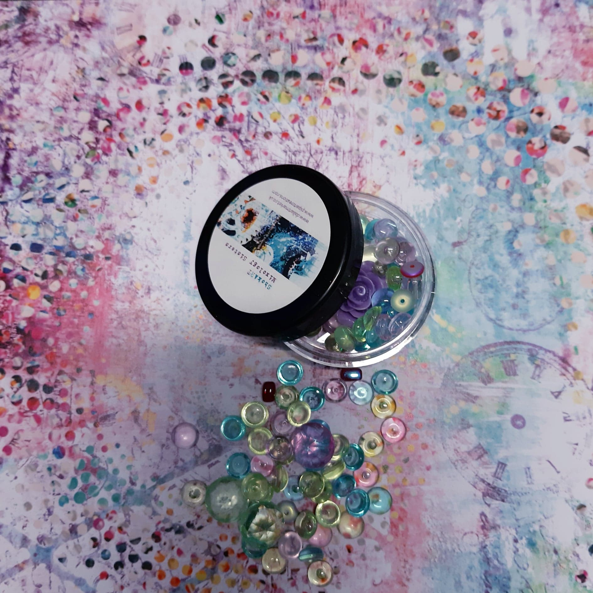 NEW Bird Song Dew Drops Collection, Art & Craft Kits by The Craft House