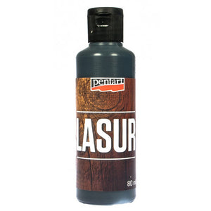 Pentart Lasur 80ml Indoor / Outdoor uses