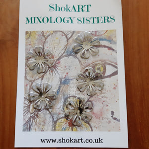 ShokART Metal Embellishments - Medium Flowers 11