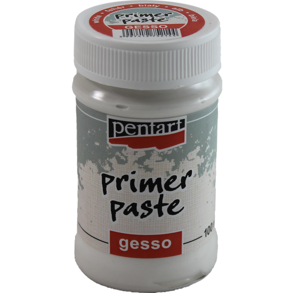 Pentart Primer Paste White, 100 ml
