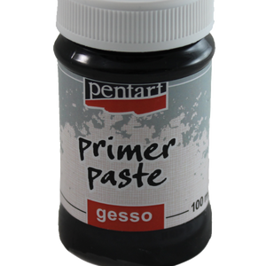 Pentart Primer Paste Black, 100 ml