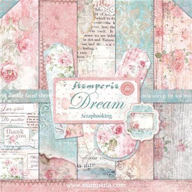 Stamperia - Dream Collection - 12