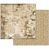 "Stamperia Old Lace Collection - 12"" X 12"" Paper Pad"