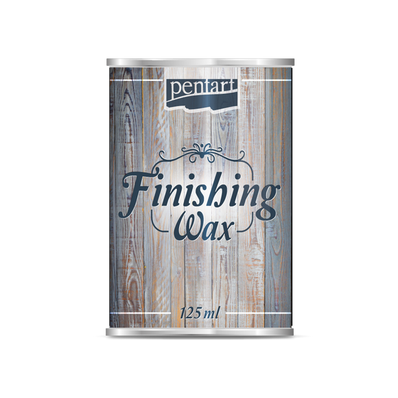 Pentart Finishing Wax 125ml BACKORDER ONLY, DUE W/C 1st JUNE