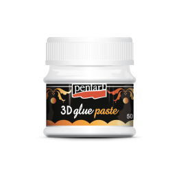 Pentart 3D Glue Paste - 50 ml