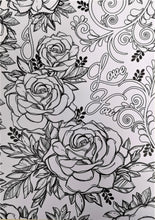 Load image into Gallery viewer, DaliART - A5 Colouring Pages - 3 designs - 9 in total