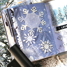 Load image into Gallery viewer, ECD Frosty Patterns Stamp Set - CS208 - Pre-Order