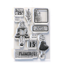 Load image into Gallery viewer, NEW ECD Sidekick Stamps Planted with Love- CS215