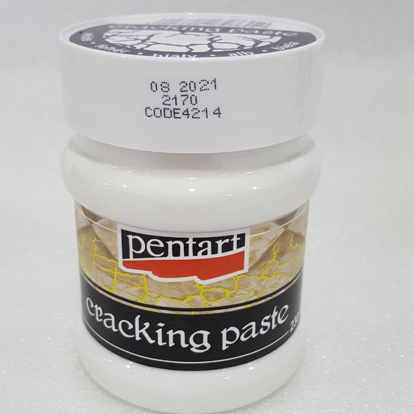 Pentart Crackle Paste - 230ml