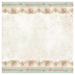 NEW Stamperia 50x50cm Decoupage Rice Paper Border - DaliART