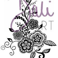 Load image into Gallery viewer, DaliART- Henna Friendship Flower Stamp – As seen on TV - DaliART