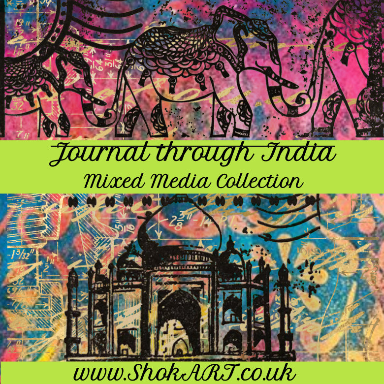 ShokART- Journal Through India Bundle- Digital Download