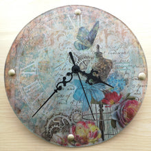 Load image into Gallery viewer, DaliART - Glass Clock Kit - 4 options with Step by Step Video