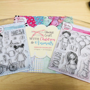 Special Offer Crafting with Children & Animals Collection