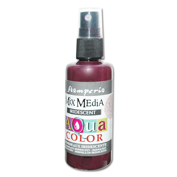 Stamperia Aquacolor Spray - 60ml, Art & Craft Paint by The Craft House