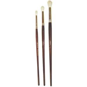 NEW Stamperia Set of 3 Mop Brushes- KR75B